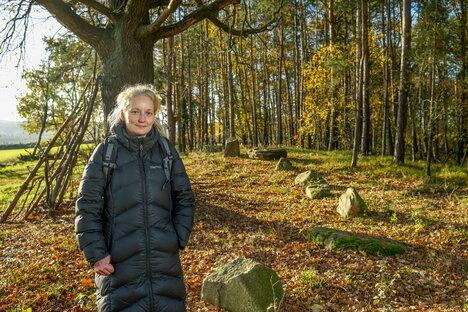 Das Geheimnis der Gräber von Niederkaina