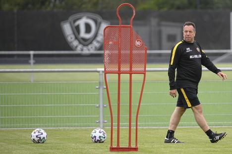Dynamo: Warum darf Dynamo in der Quarantäne trainieren?