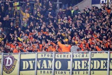 Dynamo: Dynamo zieht Bilanz nach dem Risikospiel auf Schalke