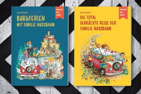 Neue Abenteuer mit Familie Nussbaum