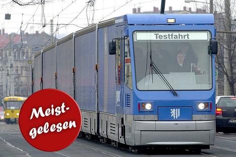 Dresden: VW beendet Ära der Cargo-Tram in Dresden