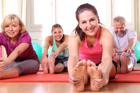Gesundheit: Gesundheit ist mehr als Fitness