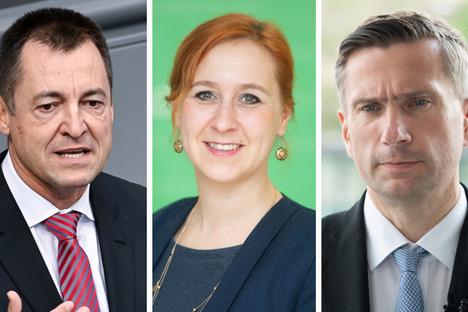 Sachsen: Diese Sachsen verhandeln mit an der Ampel-Koalition