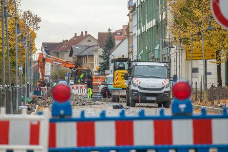 Warum der Kreis Görlitz kaum Straßen baut