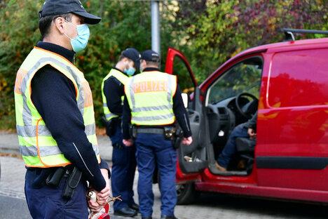 Pirna: Bundespolizei kassiert Geldstrafen