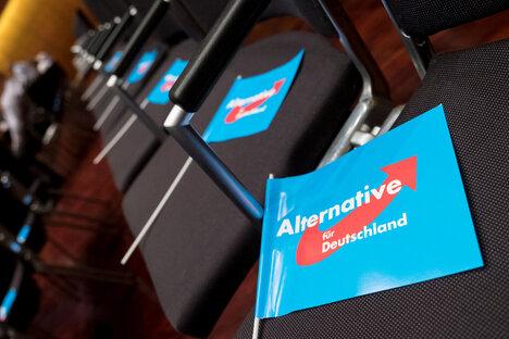Pegida: AfD-Kreisrat bestreitet Vorwürfe