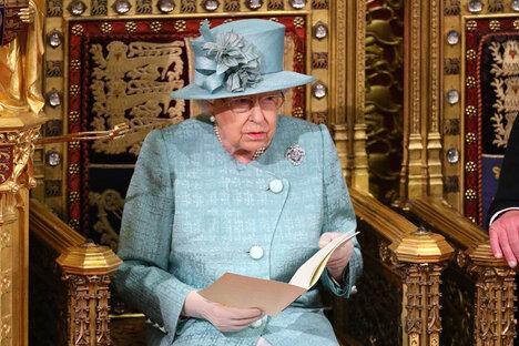Queen verliest Regierungsprogramm