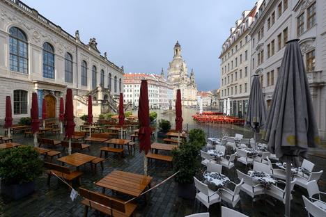 Dresden: Corona in Dresden: Inzidenz steigt leicht