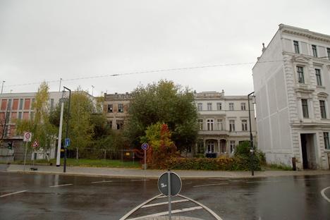 Görlitz: Görlitzer können zu Postplatz-Villen Stellung nehmen