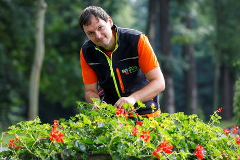 Zittau: Tausende neue Blumen für die Krokusselwiese