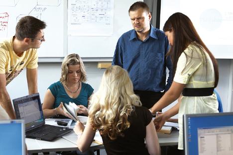 Arbeit und Bildung: Wirtschaftsinformatik