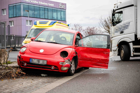 Großröhrsdorf: Verletzte nach Unfall