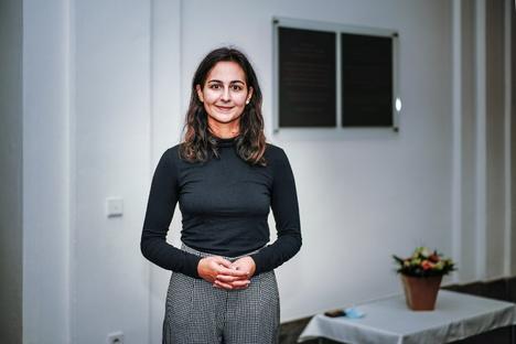 Neue Marwa-Stipendiatin für Dresden