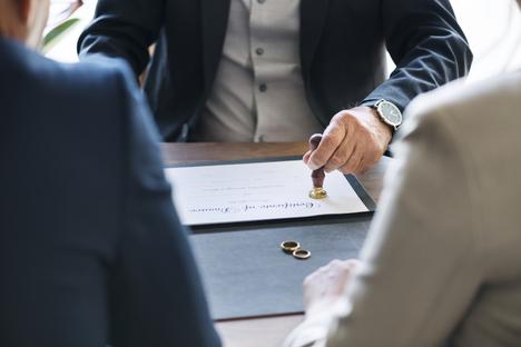 Scheidung: Wem gehören die Wertpapiere?