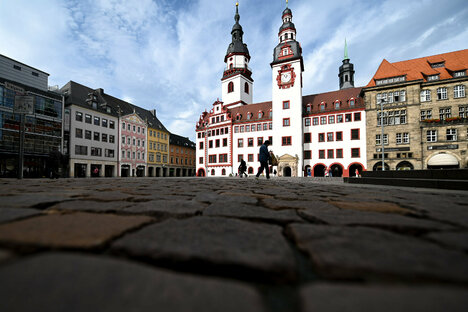 Sachsen: Zahl der Corona-Risikogebiete in Sachsen steigt