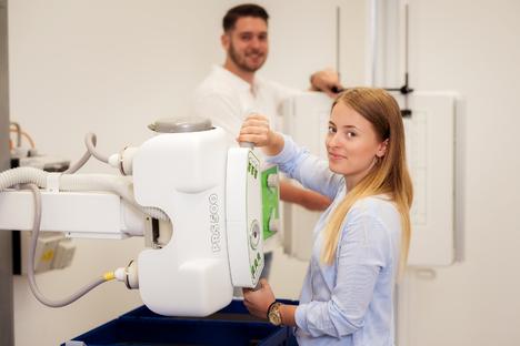 Arbeit und Bildung: Medizintechnik