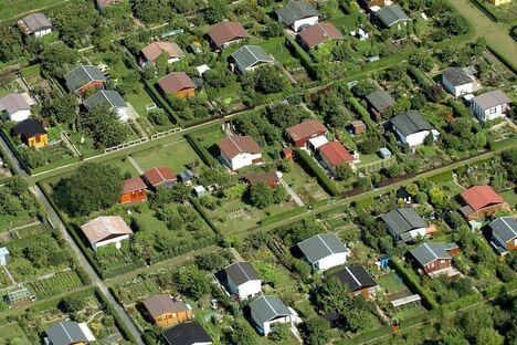 Dresden bekommt eine neue Kleingartenanlage