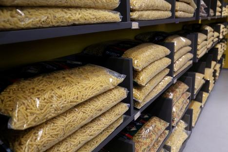 Riesa: Riesa: Kaufland äußert sich zum Teigwaren-Lieferstopp