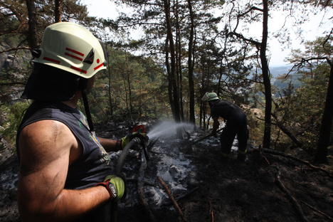 Wehlener Feuerwehr ist 13-mal Lebensretter