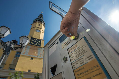 Bautzen: Parkgebühren auch im Advent