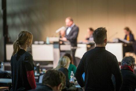 Dresden: Infektionsgefahr für Stadtbezirksbeiräte?