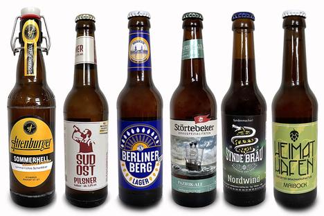 Leben und Stil: Wie schmecken die neuen Biere aus dem Osten?