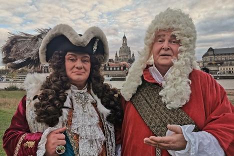 Augusto: Der Mythos des Dresdener Barocks