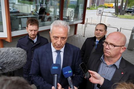Görlitz: Alstom: Görlitzer ist Chef des Gesamtbetriebsrates