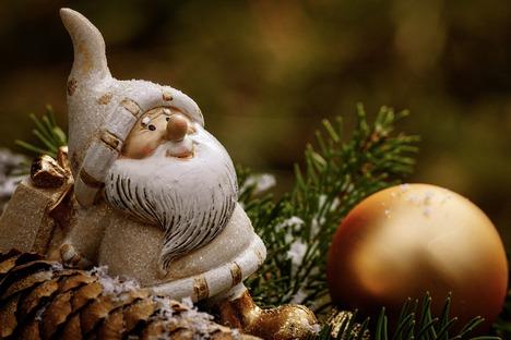 In 80 Tagen ist Weihnachten.