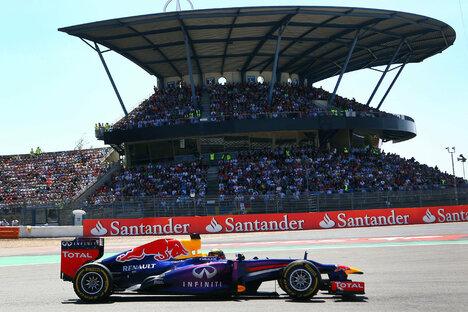 Die Formel 1 kehrt nach Deutschland zurück