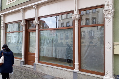 Döbeln: Karls-Laden in Döbeln eröffnet in fünf Wochen