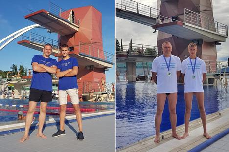 Riesaer Sportler treten in Kroatien an