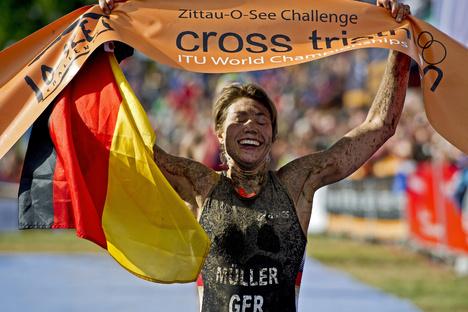 Triathlon-EM in Zittau abgesagt