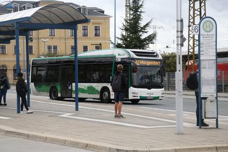 Wie gut sind Bus und Bahn?