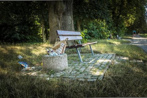 Junge Pulsnitzer wollen Müll sammeln