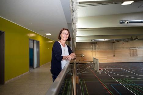 Pirna: Sport frei in neuer Turnhalle
