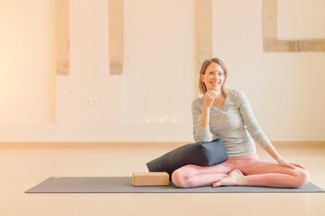 Open-Air Yoga zum Sonntag