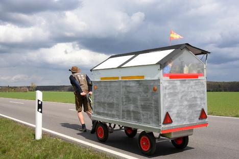 Chemnitzer läuft nach Skandinavien