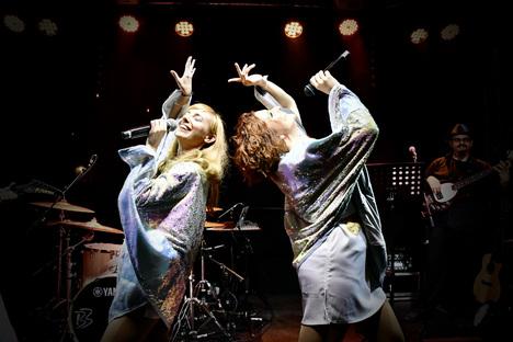 Augusto: ABBA Tribute Concert