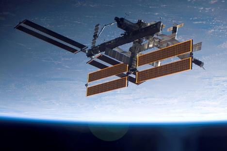 Russische Schauspielerin soll zur ISS fliegen