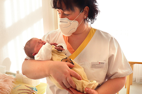 Leben und Stil: Wie sicher sind kleine Geburtskliniken?