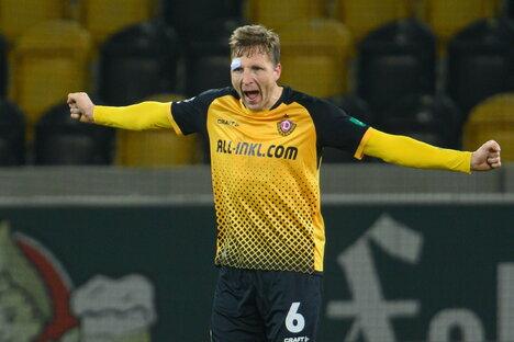 Dynamo: Hartmann erklärt Dynamos Siegesserie und seine Rolle