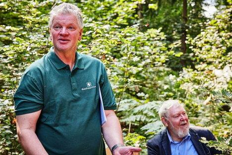 Hohnsteins Waldgebiet wird Musterrevier