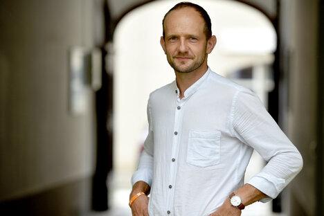 Stephan Meyer will Landrat im Kreis Görlitz werden