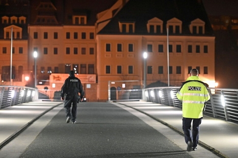 """Görlitz: Polizei warnt vor """"Grenzgänger""""-Aktionen"""