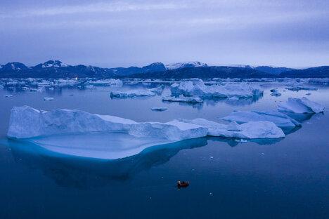 Forscher entdecken wohl nördlichste Insel