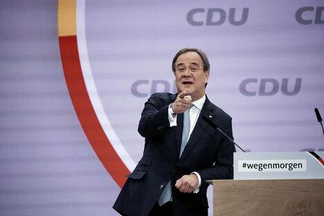Politik: Das halten die Sachsen von Laschet