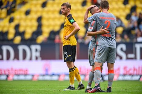 Wie steckt Dynamo jetzt den Rückschlag weg?