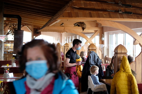 Sachsen: So läuft der Modellversuch in Augustusburg
