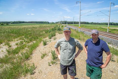 Agrargenossenschaft See investiert in Solarstrom